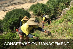 conservation and land management